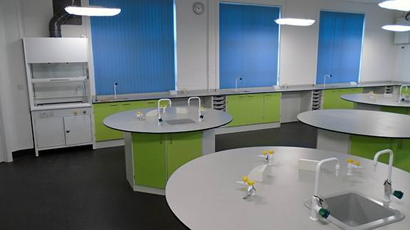 turnkey science classroom