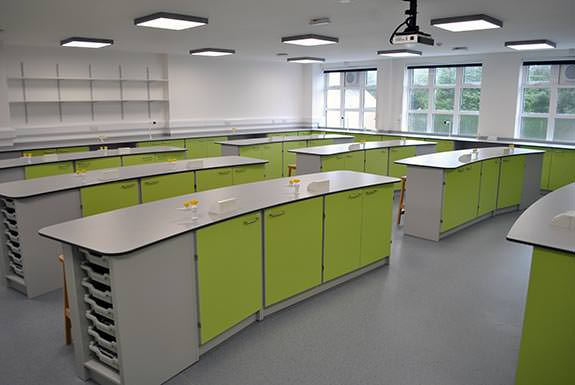 Classroom Furniture Dwg ~ Science classrooms interfocus school laboratory furniture