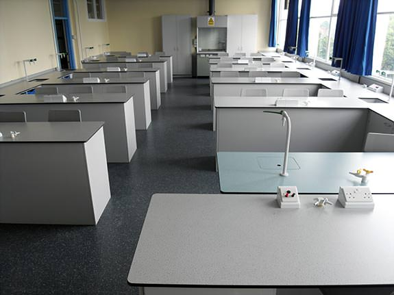 turnkey classroom refurbishment in UK | InterFocus Complete Classroom Solutions