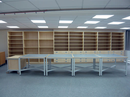 design and technology classroom furniture