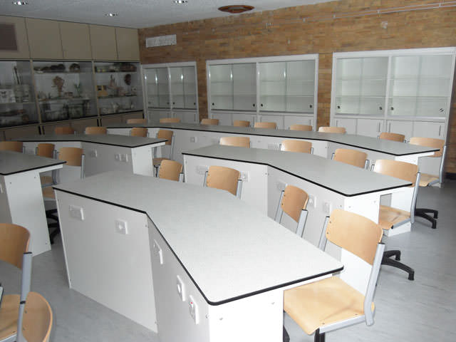 Classroom Furniture Companies ~ Science classrooms interfocus school laboratory furniture