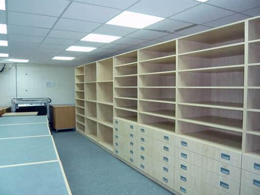 art paper storage