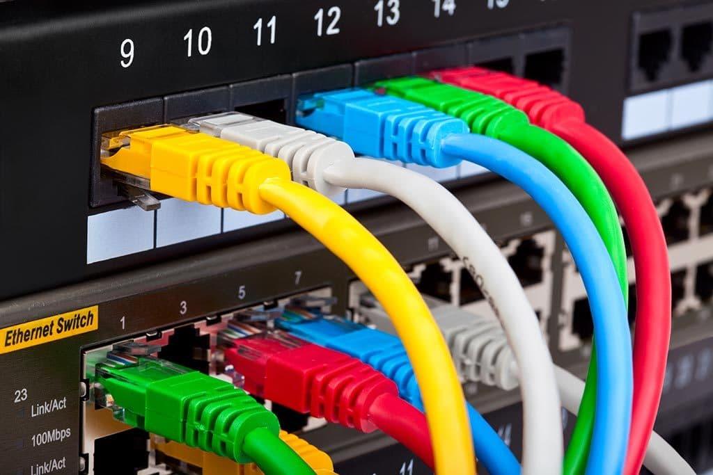 data installation services