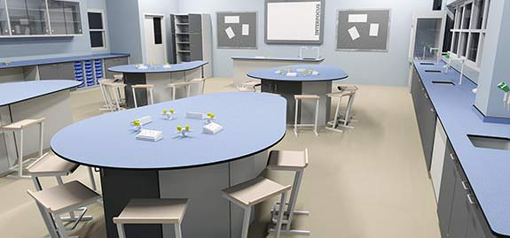 egg island design science classroom