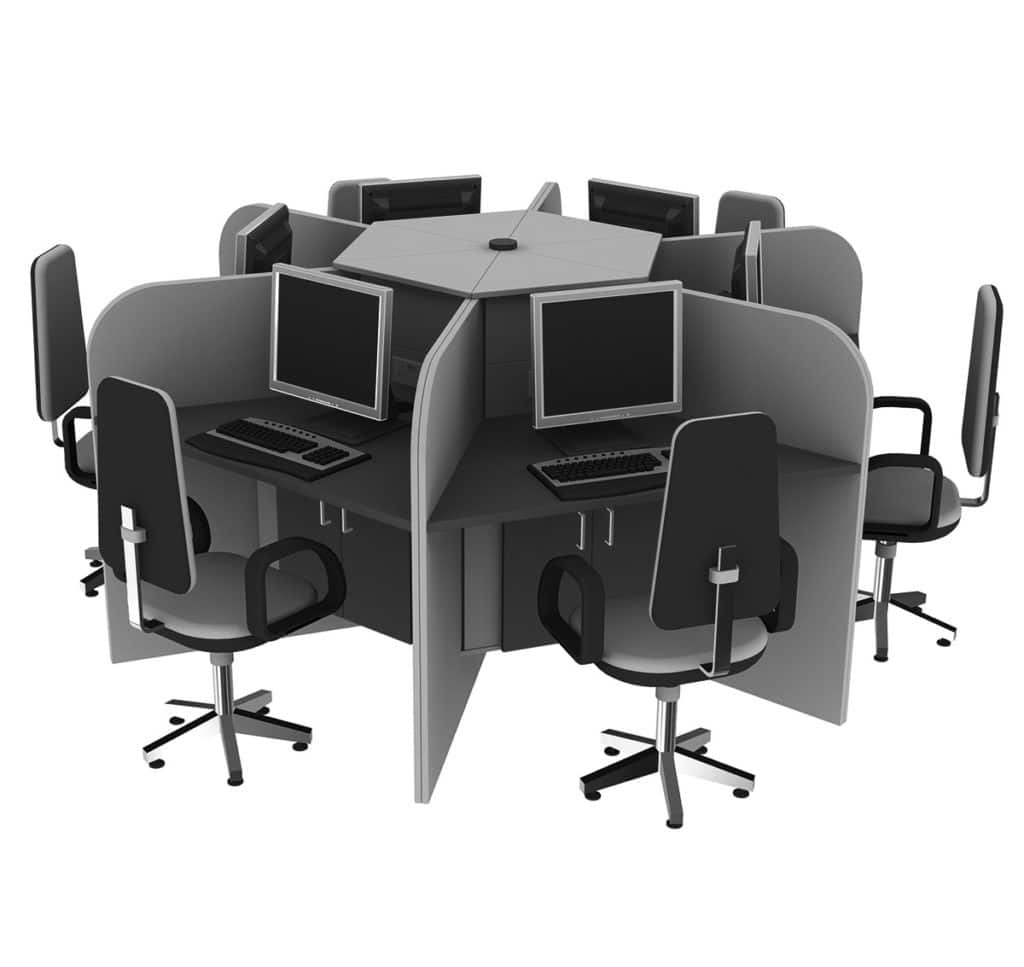 ict 3d science classroom furniture