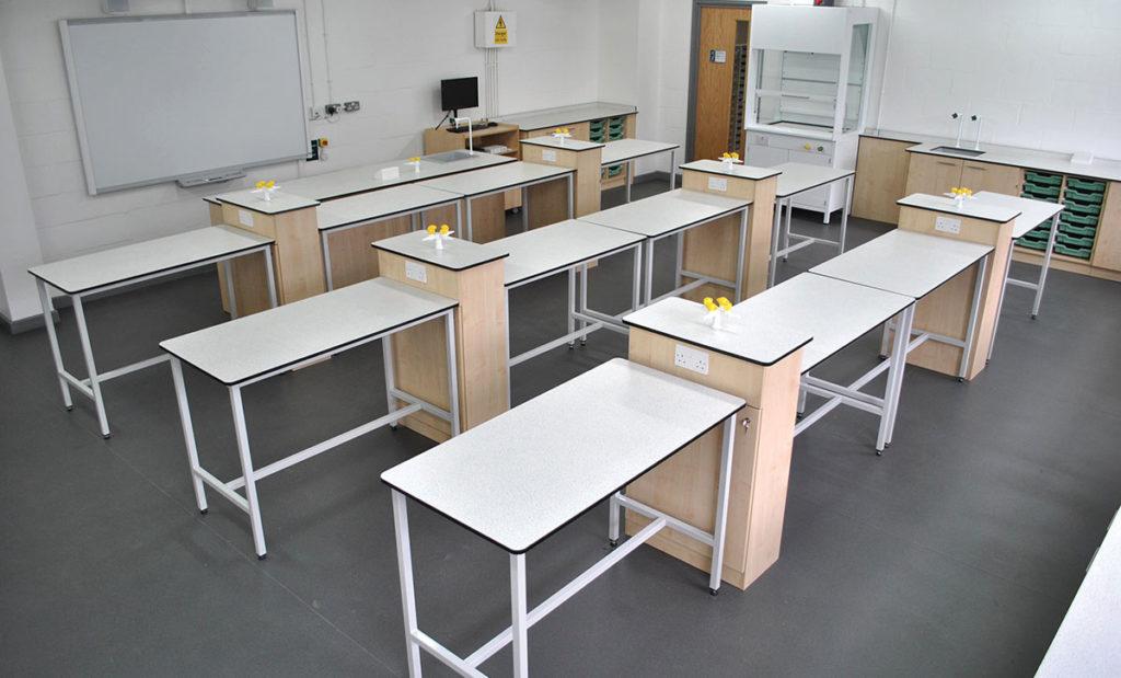 pod classroom layout