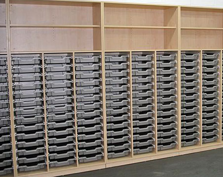classroom storage solutions