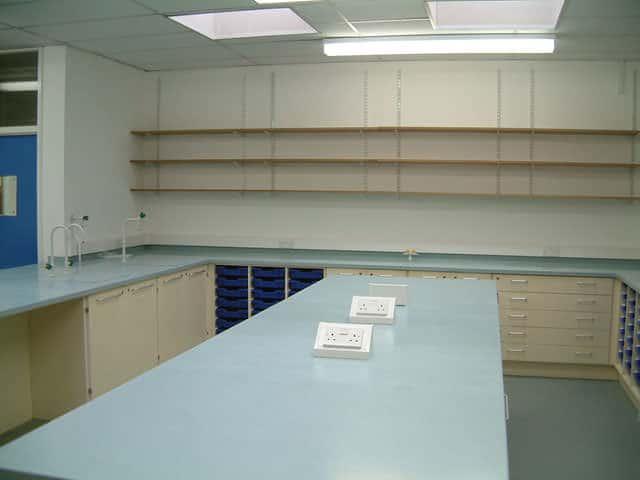 wheatley park school science classroom