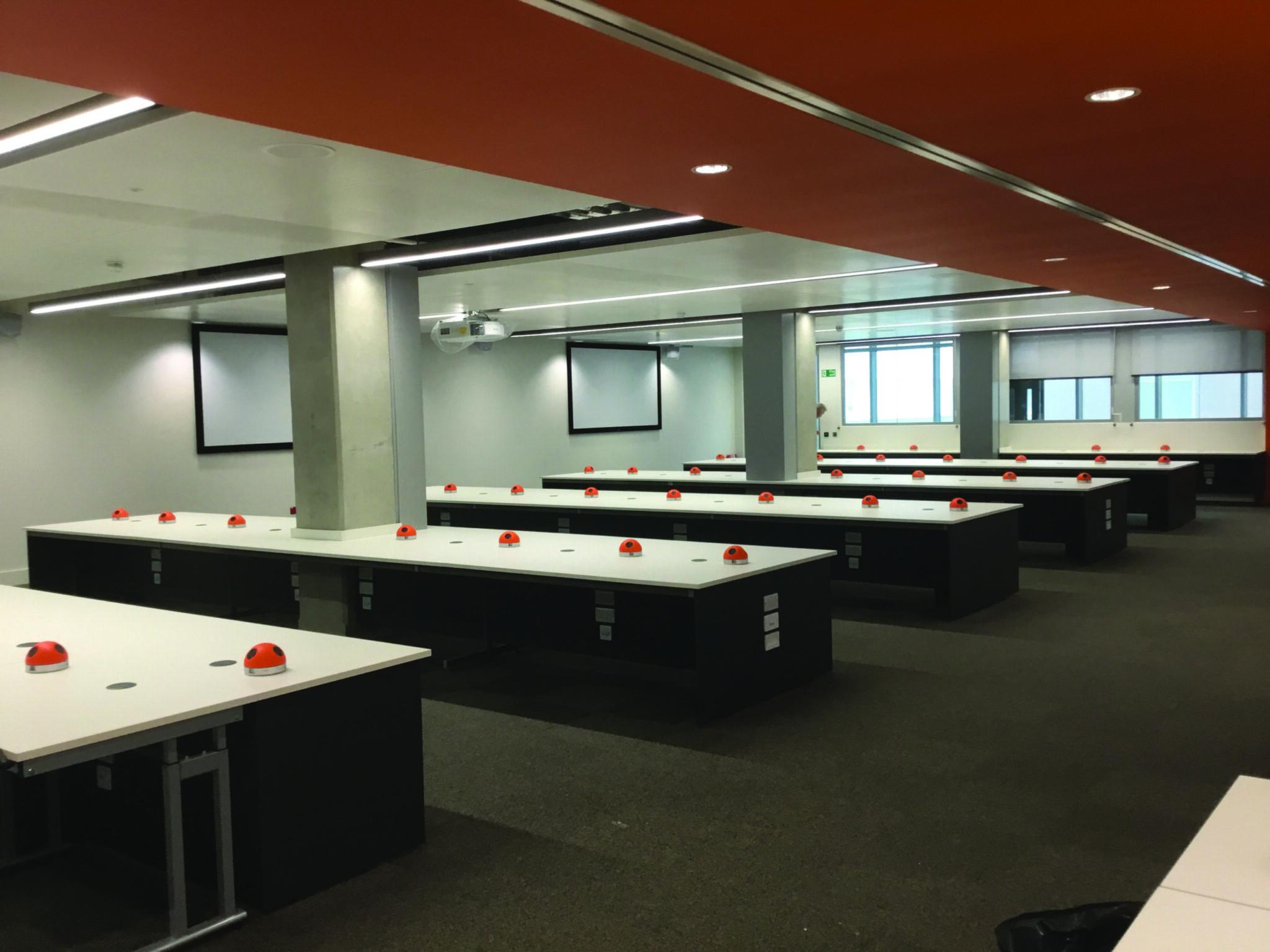 Bedford University STEM Labs
